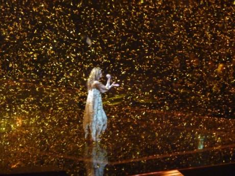 Emmelie de Forest won Dansk Melodi Grand Prix 2013 © Charlotte Jensen, EuroVisionary